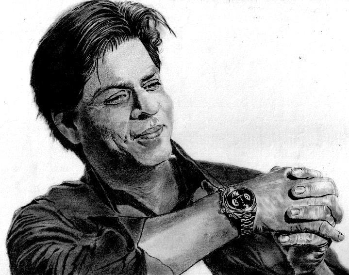 Shahrukh Khan par aryaa2784